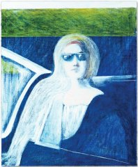 James-Gill--WOMAN-IN-BLUE-CAR--Serigraphie-75x62cm.jpg